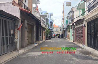 Bán nhà trung tâm Vũng Tàu