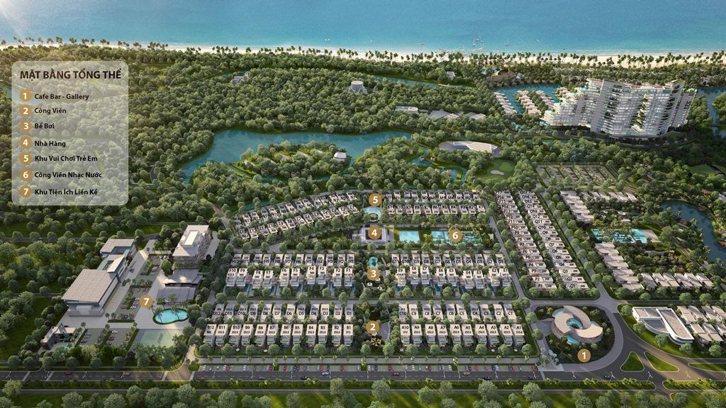 Bán biệt thự Bình Châu lagoona