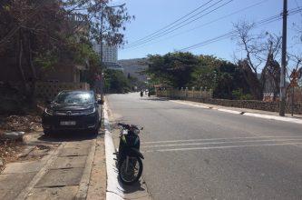Bán đất mặt tiền Trần Phú