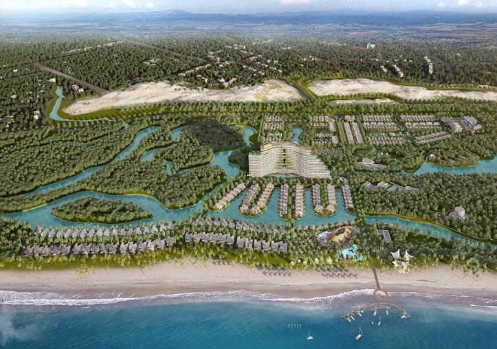 dự án biệt thự Bình Châu