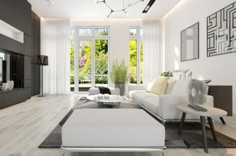 thiết kế nội thất ngôi nhà
