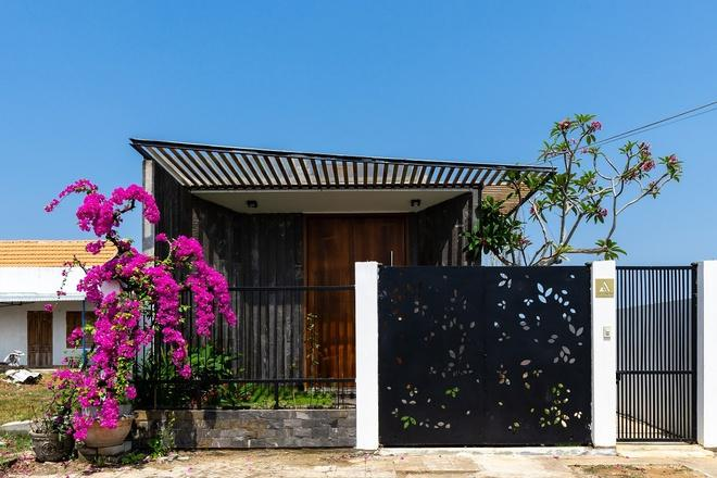 Ngôi nhà ở Quảng Nam