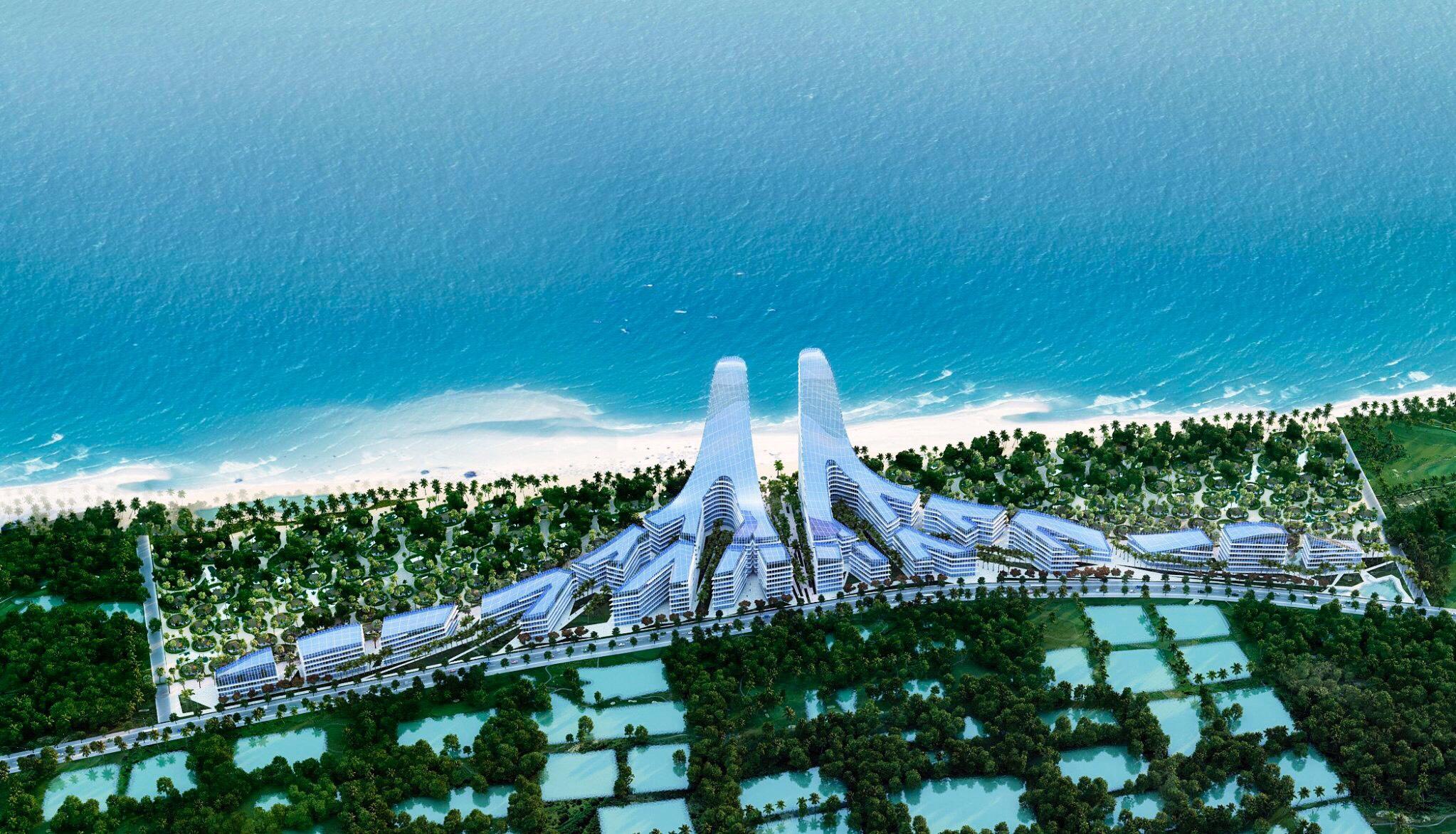 Dự án Hồ Tràm