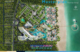 Bán dự án Hồ Tràm