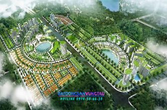 Khu đô thị Nam Vũng Tàu