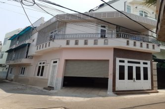 Bán nhà đường Phạm Hồng Thái