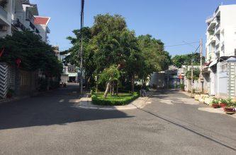 Bán nhà đường Trần Bình Trọng