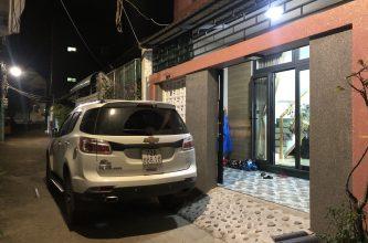 Bán nhà Trần Phú hẻm xe hơi