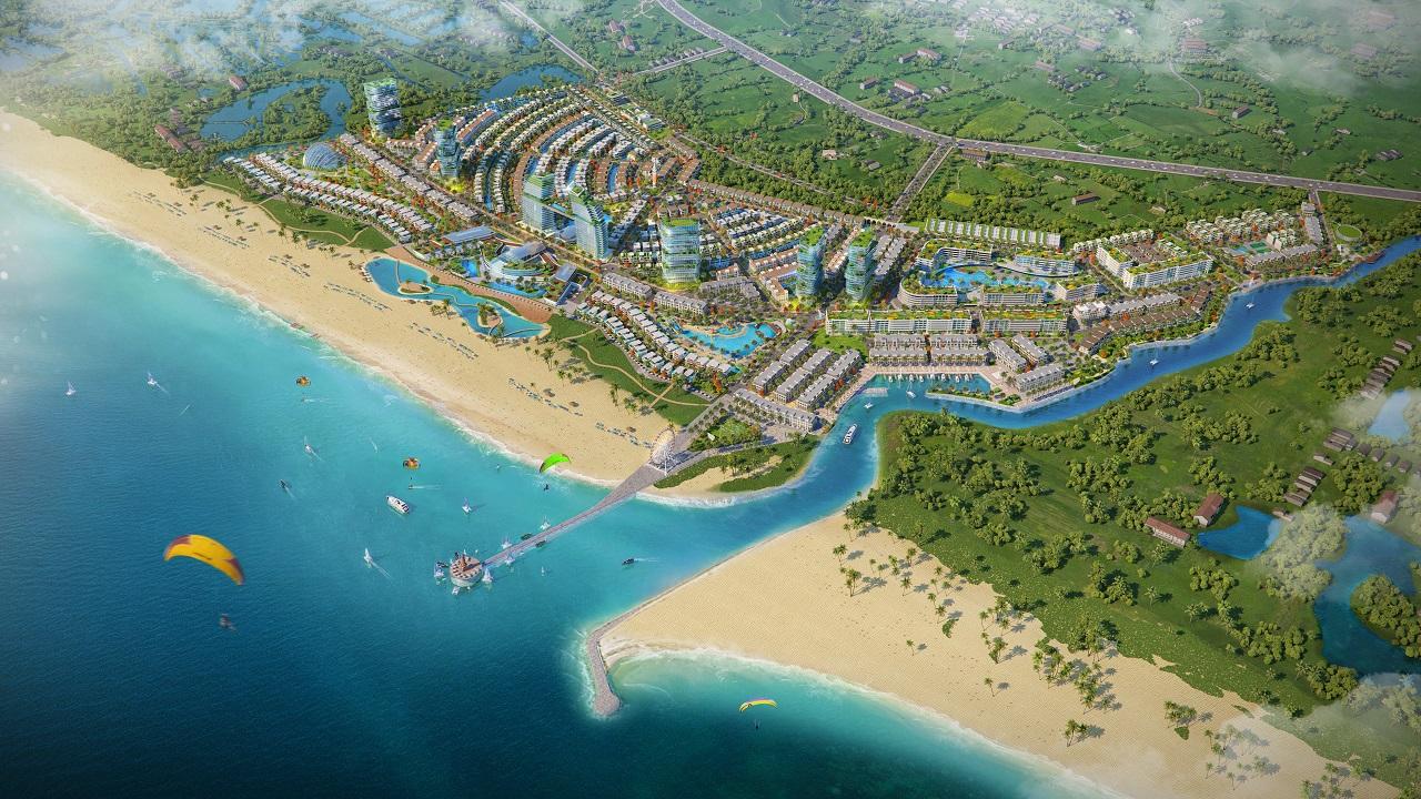 Dự án nghỉ dưỡng Venezia Beach
