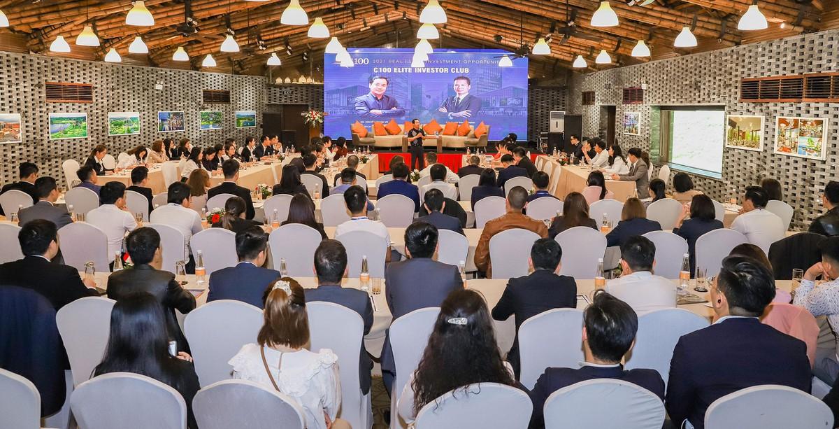 Hội thảo Cen Group